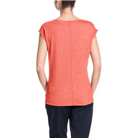 VAUDE Moja III T-shirt Femme, pink canary